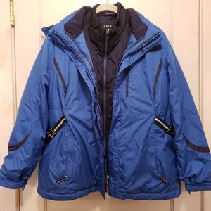 Tommy Hilfiger 3-in-1 All Weather System Jacket